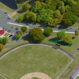 Hampden Sydney Campus Map.Hampden Sydney College